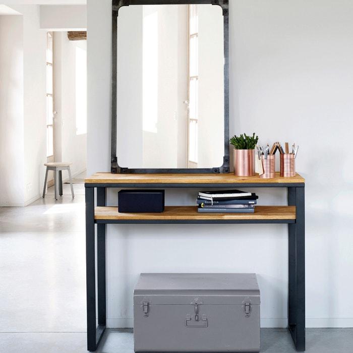 Miroir style industriel, lenaig La Redoute Interieurs rouille | La ...
