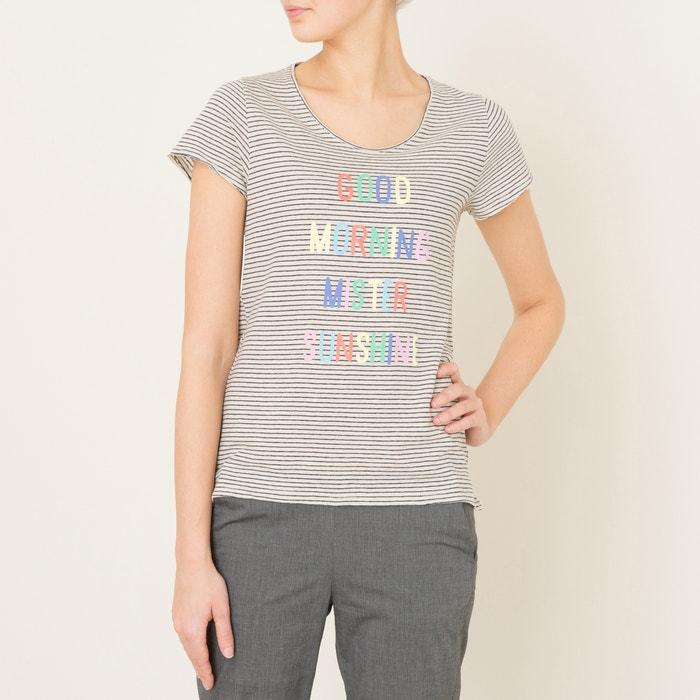 T-shirt rayé  HARTFORD image 0