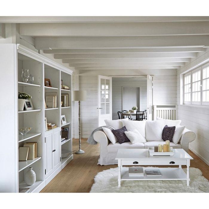 Stunning la redoute interieurs table basse tiroir pin - La redoute meubles authentic style ...
