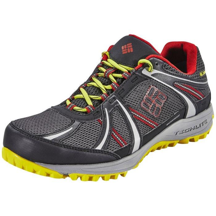 purchase cheap 0938f 795a7 Conspiracy switchback - chaussures homme - gris jaune gris Columbia La  Redoute GH8HUA1Z - destrainspourtous.fr