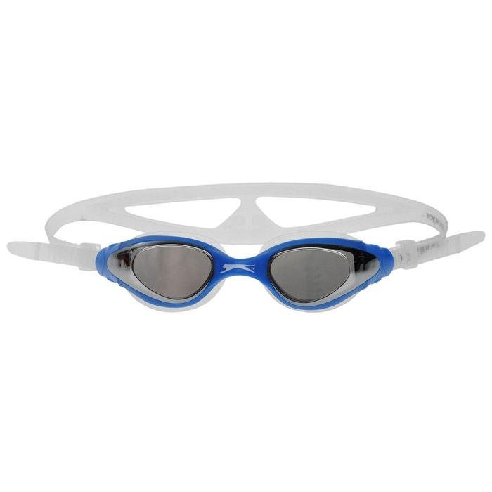 Lunettes de protection natation blanc bleu Slazenger   La Redoute 37e383101b8e