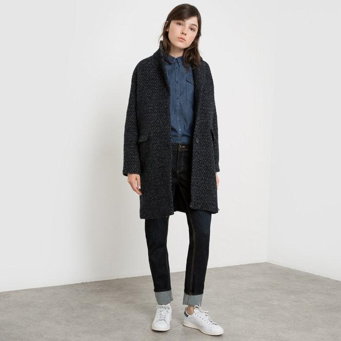 Image Bouclé Overcoat R studio