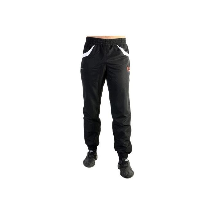 c9d8af69fe0b Pantalon de survêtement polyester noir Emporio Armani Ea7