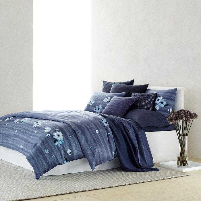 taie d 39 oreiller bonaire violet calvin klein home la redoute. Black Bedroom Furniture Sets. Home Design Ideas