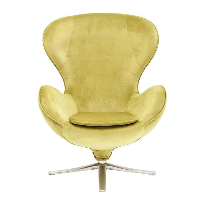 Fauteuil pivotant lounge surprise vert kare design vert kare design la redoute - Fauteuil patchwork la redoute ...