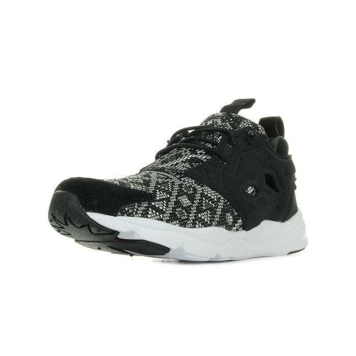 Baskets femme furylite gt noir/blanc Reebok