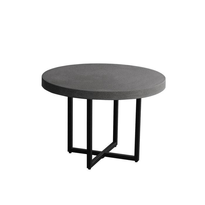 Table basse ronde Aitu 50 cm RENDEZ VOUS DECO