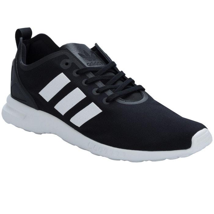 Adidas originals zx flux smooth w chaussures mode sneakers femme noir noir Adidas Originals Style De Mode FyGgUxxR6j