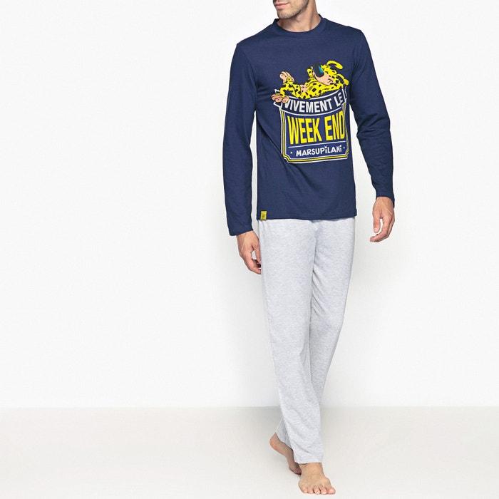 Image Pyjama avec imprimé MARSUPILAMI MARSUPILAMI
