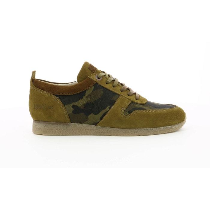 Sneakers KickersLa Kaki Redoute Homme Olympei Basse deWrCBxo