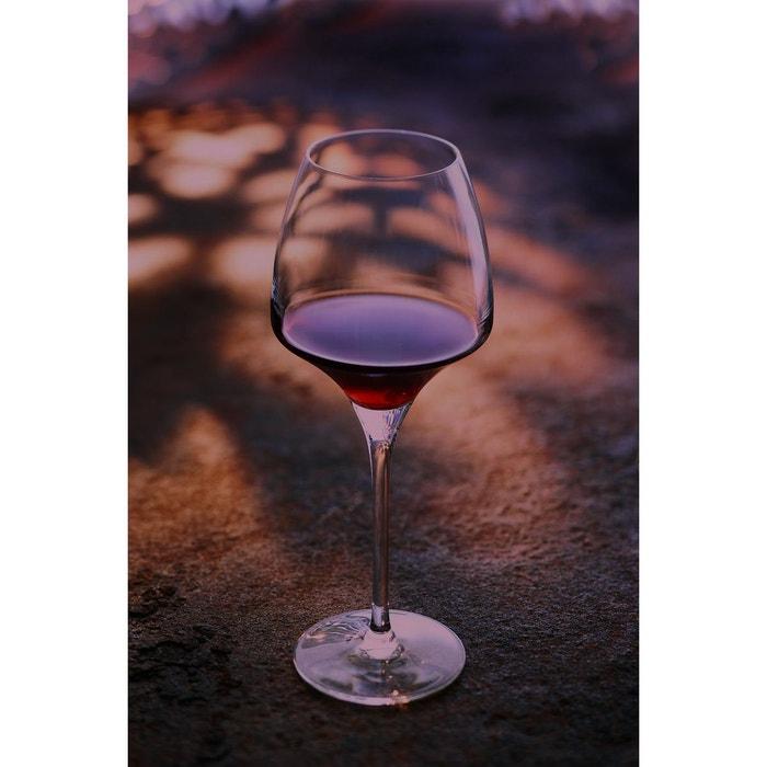verre vin 40 cl vendu par 6 open up universal transparent luminarc la redoute. Black Bedroom Furniture Sets. Home Design Ideas
