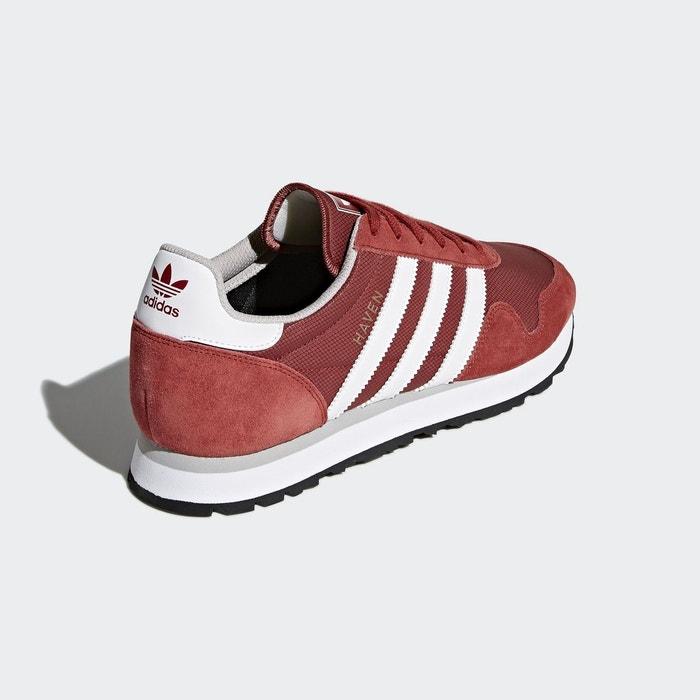 Chaussures adidas haven rouge rouge Adidas Originals