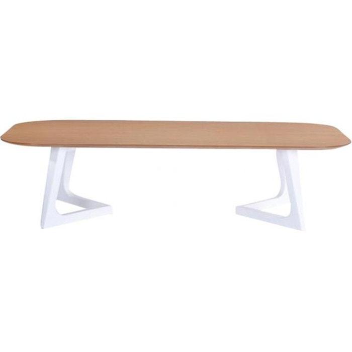 Table 68x150 Scandinave Chêne Basse Ingmar 5A43RjL