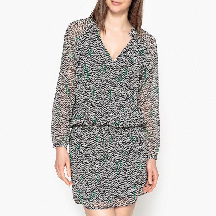 Short Printed Dress  IKKS image 0