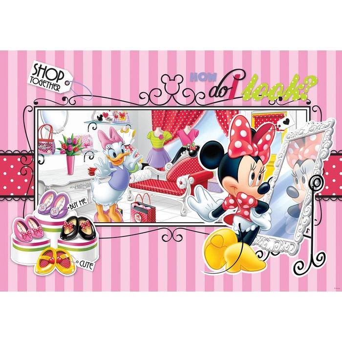 Papier peint fashion addict minnie mouse disney 254 x