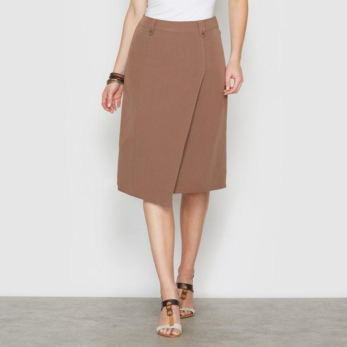 Image Asymmetric Skirt ANNE WEYBURN