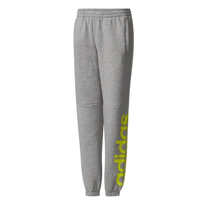 new style e3898 01a53 Pantalon yb linear gris Adidas   La Redoute
