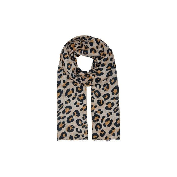 50902ed63302 Écharpe léopard nomad Only   La Redoute
