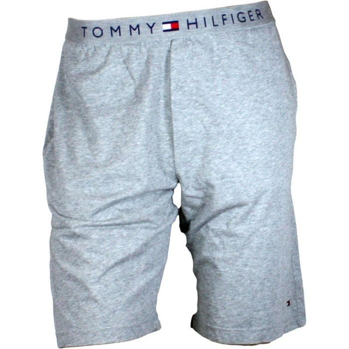 pyjama homme icon gris tommy hilfiger la redoute. Black Bedroom Furniture Sets. Home Design Ideas