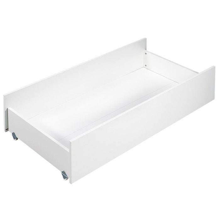 tiroir pour lit b b combin volutif 120x60 basic baby. Black Bedroom Furniture Sets. Home Design Ideas