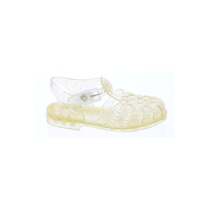 2c9ad1197f9cd Sandales en plastique pailletée sun Meduse