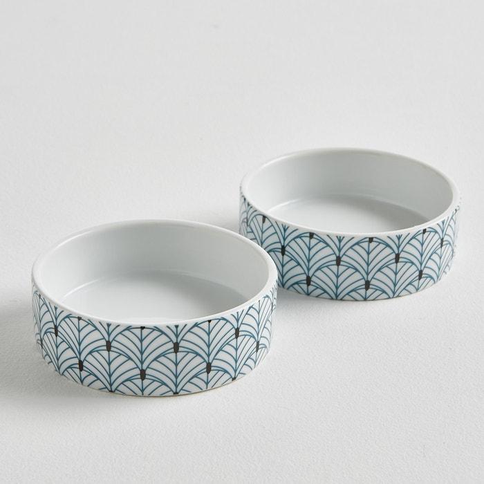 Confezione da 2 contenitori in porcellana  La Redoute Interieurs image 0