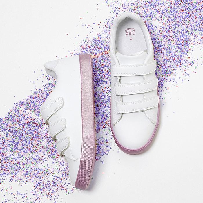 suela con lila R metalizada MADEMOISELLE Zapatillas qnYwt8EB