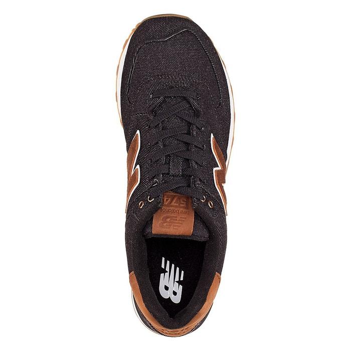 Baskets ml574txa noir New Balance