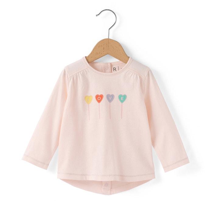 """Imagen de Camiseta estampada """"corazón"""" 0 meses - 3 años R mini"""
