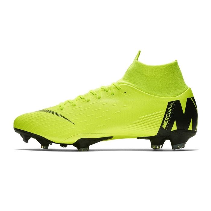 Mercurial Chaussures Nike Fg Jaune Superfly Football Vi Pro Df zUMVpS