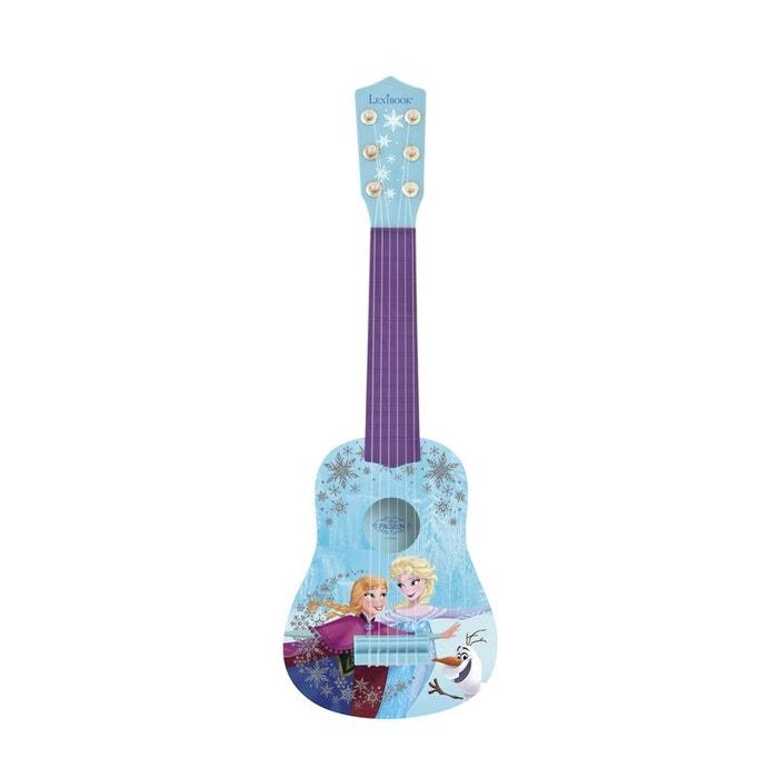 La reine des neiges - ma première guitare bleu Lexibook ...