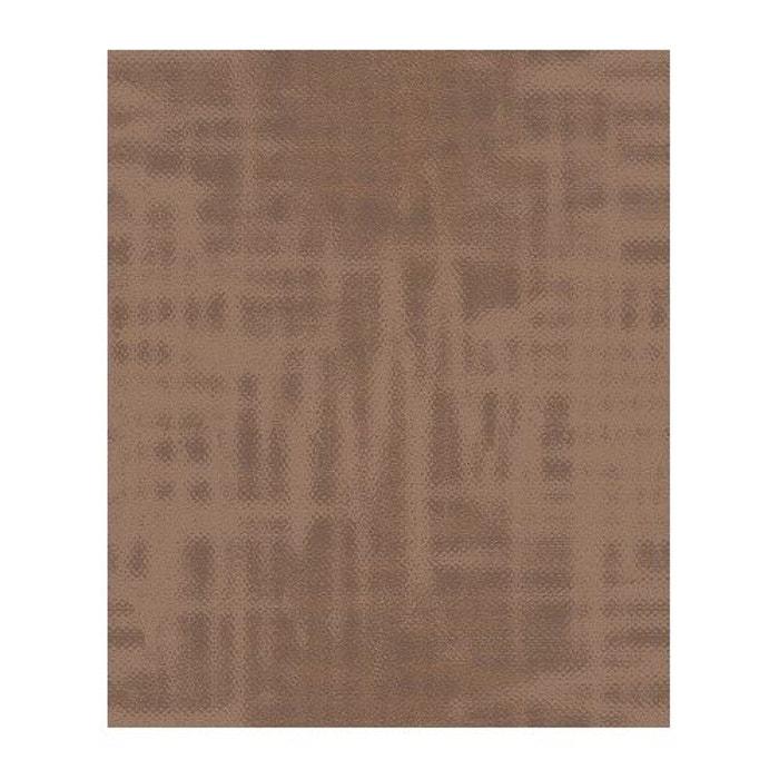 papier peint effet gomm marron chocolat home maison la redoute. Black Bedroom Furniture Sets. Home Design Ideas