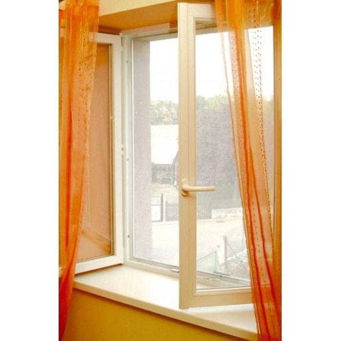 kit moustiquaire pour fen tre blanc home maison la redoute. Black Bedroom Furniture Sets. Home Design Ideas