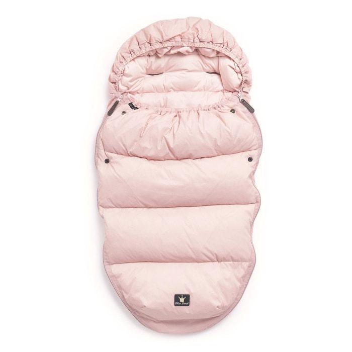 Elodie Details Chancelière Luxe Duvet Powder Pink e9SmtIae
