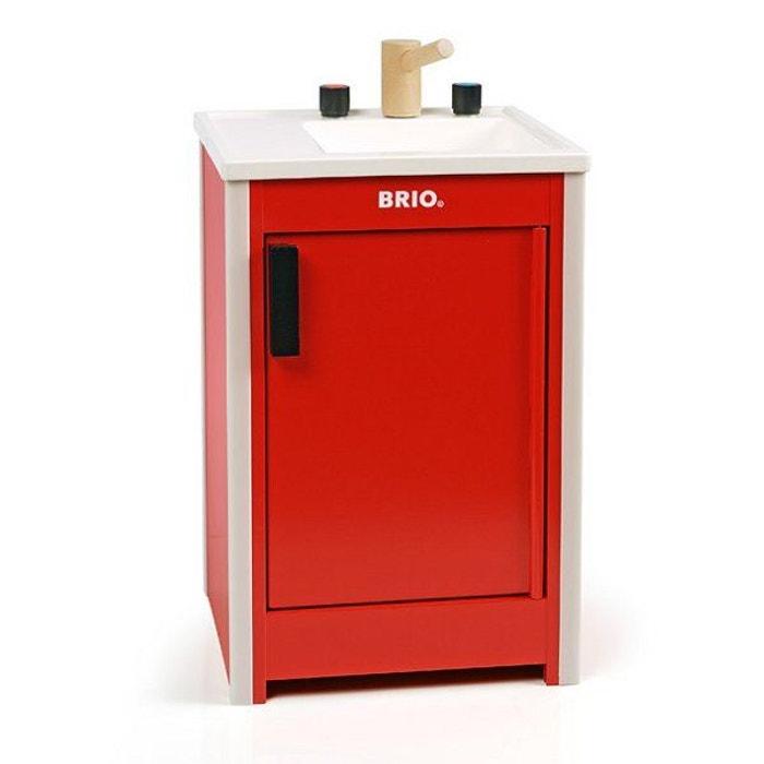 evier de cuisine brio rouge brio la redoute. Black Bedroom Furniture Sets. Home Design Ideas