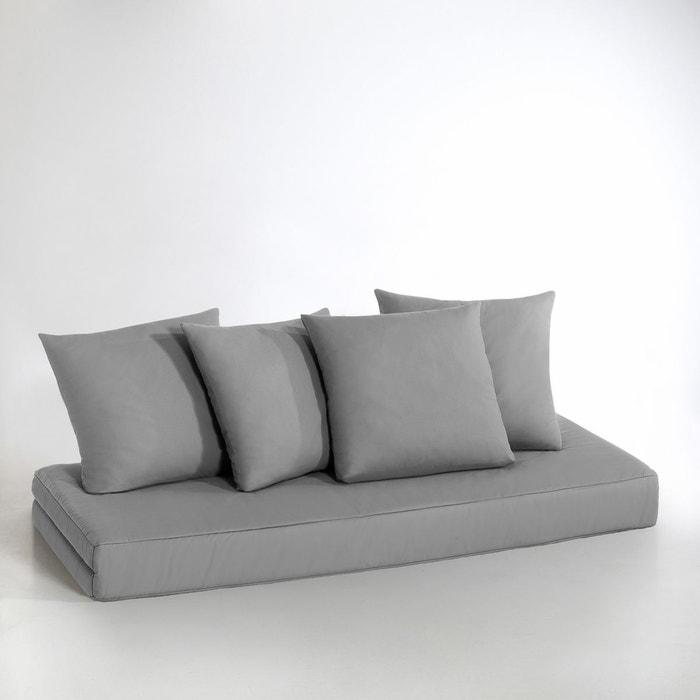 matelas et coussins pour banquette giada la redoute interieurs la redoute. Black Bedroom Furniture Sets. Home Design Ideas