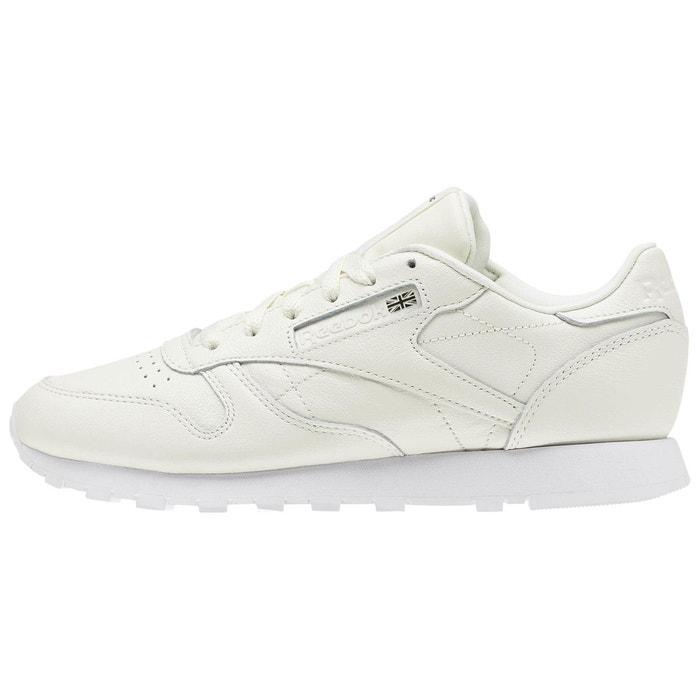 Reebok x face stockholm classic leather blanc Reebok Classics