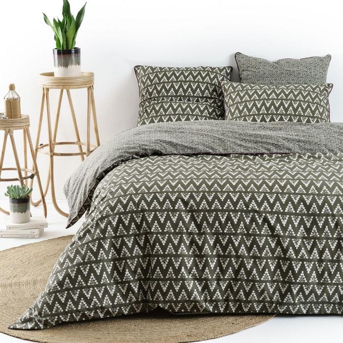 drap housse imprim popayan la redoute interieurs la. Black Bedroom Furniture Sets. Home Design Ideas
