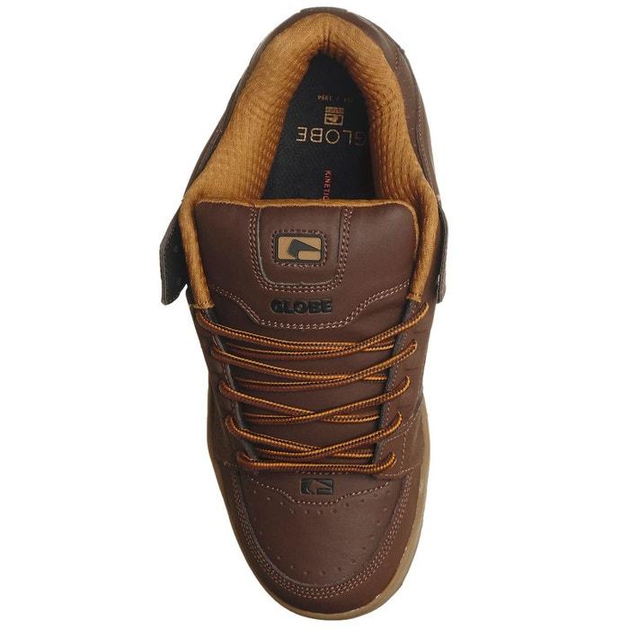 Chaussure scribe brun Globe
