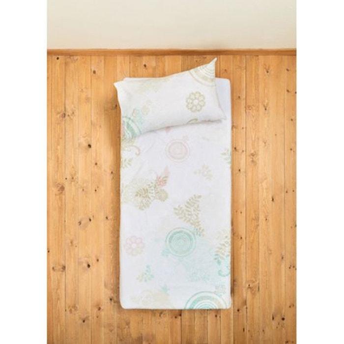 parure de drap essential marfil desigual la redoute. Black Bedroom Furniture Sets. Home Design Ideas