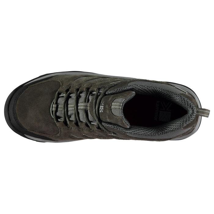 Chaussure de randonnée noir mer Karrimor