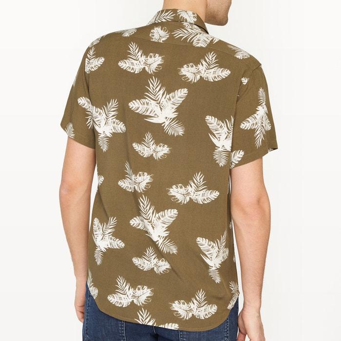 corte La recto Redoute con Camisa Collections estampada CgpwqXZ