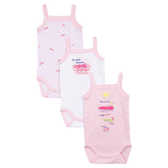 Body para bebé, algodón  ABSORBA image 0