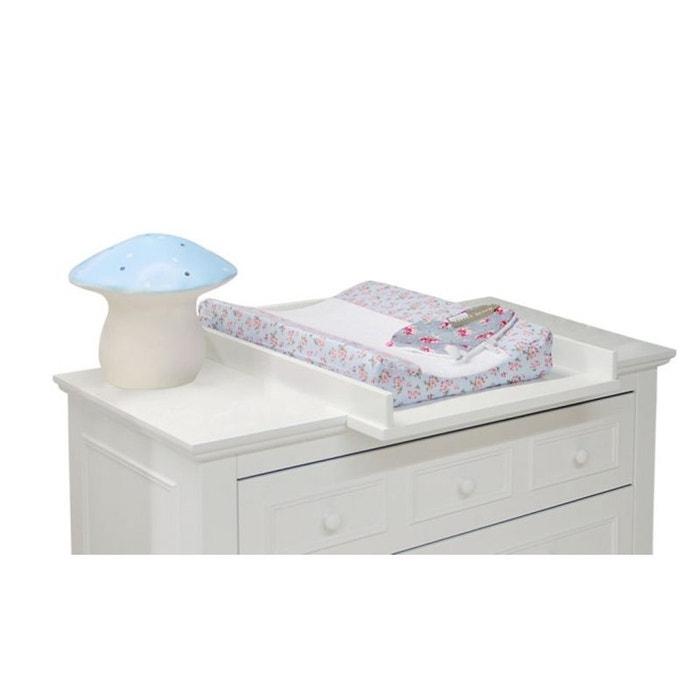plan langer charlotte blanc bopita la redoute. Black Bedroom Furniture Sets. Home Design Ideas