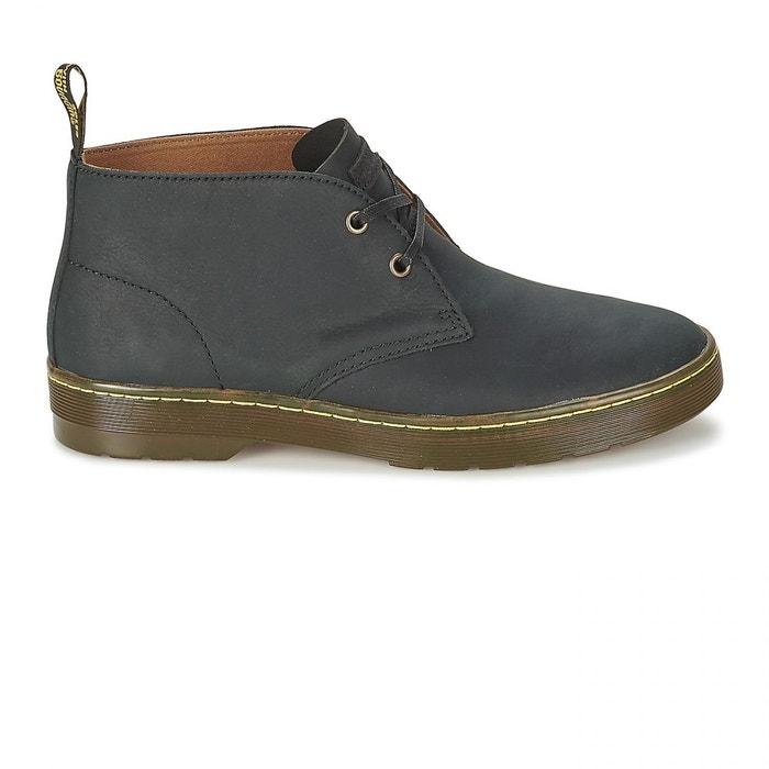 Chaussures cabrillo black h17 noir Dr Martens