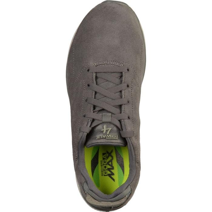 Sneaker gris Skechers