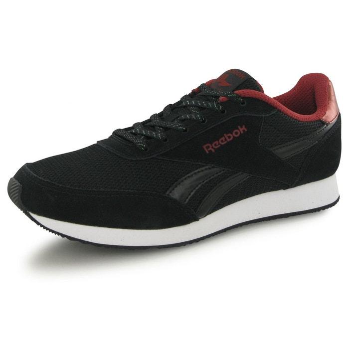 ba13d0817a65d Baskets royal classic jogger w (blk rust) noir Reebok   La Redoute