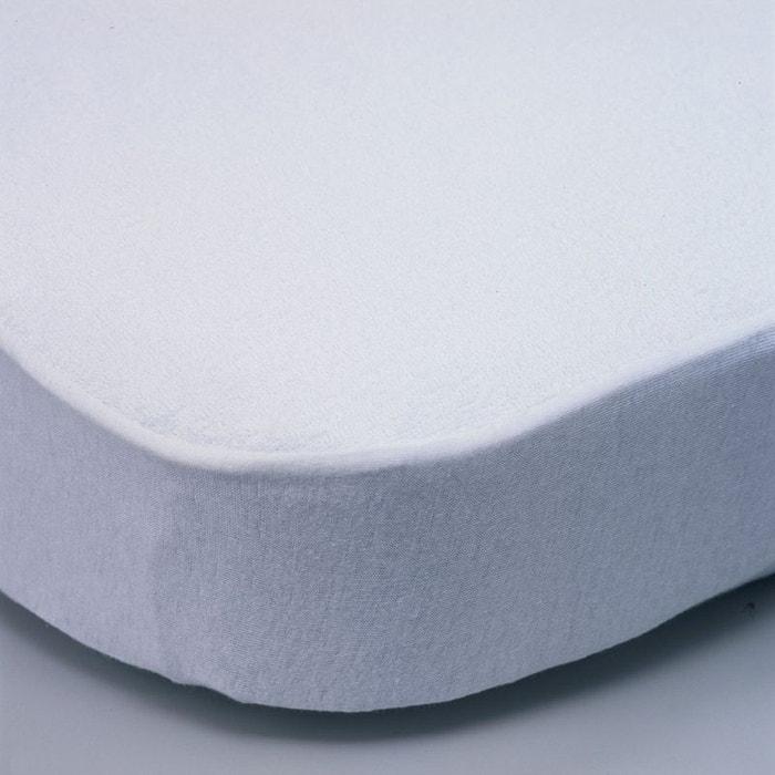 al se en coton 60 x 120 cm blanc blanc bellemont la redoute. Black Bedroom Furniture Sets. Home Design Ideas