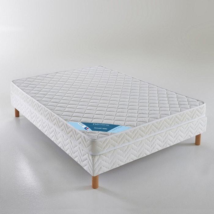 matelas mousse accueil latex confort tr s ferme blanc. Black Bedroom Furniture Sets. Home Design Ideas