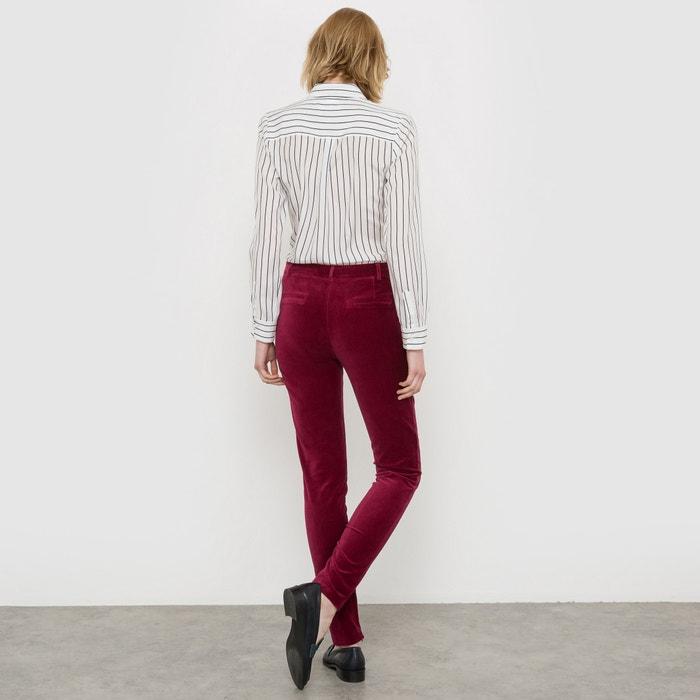 seda Camisa Collections rayas a La Redoute 100 7YEqOO